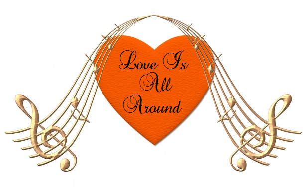 Love Songs: Love Is All Around http://www.jinglejanglejungle.net/2015/02/love3.html #WetWetWet #ValentinesDay