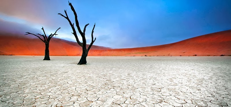 Sossusvlei, Namibia - Too Beautiful To Be Real? 16 Surreal Landscapes Found On Earth