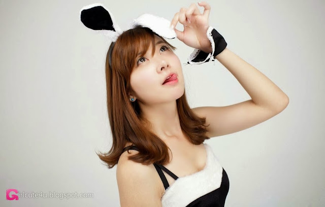 1 Bunny Eared Jung Se On - very cute asian girl-girlcute4u.blogspot.com