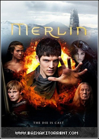 Capa Baixar Série Merlin   1ª a 5ª Temporada Completa   Torrent Baixaki Download