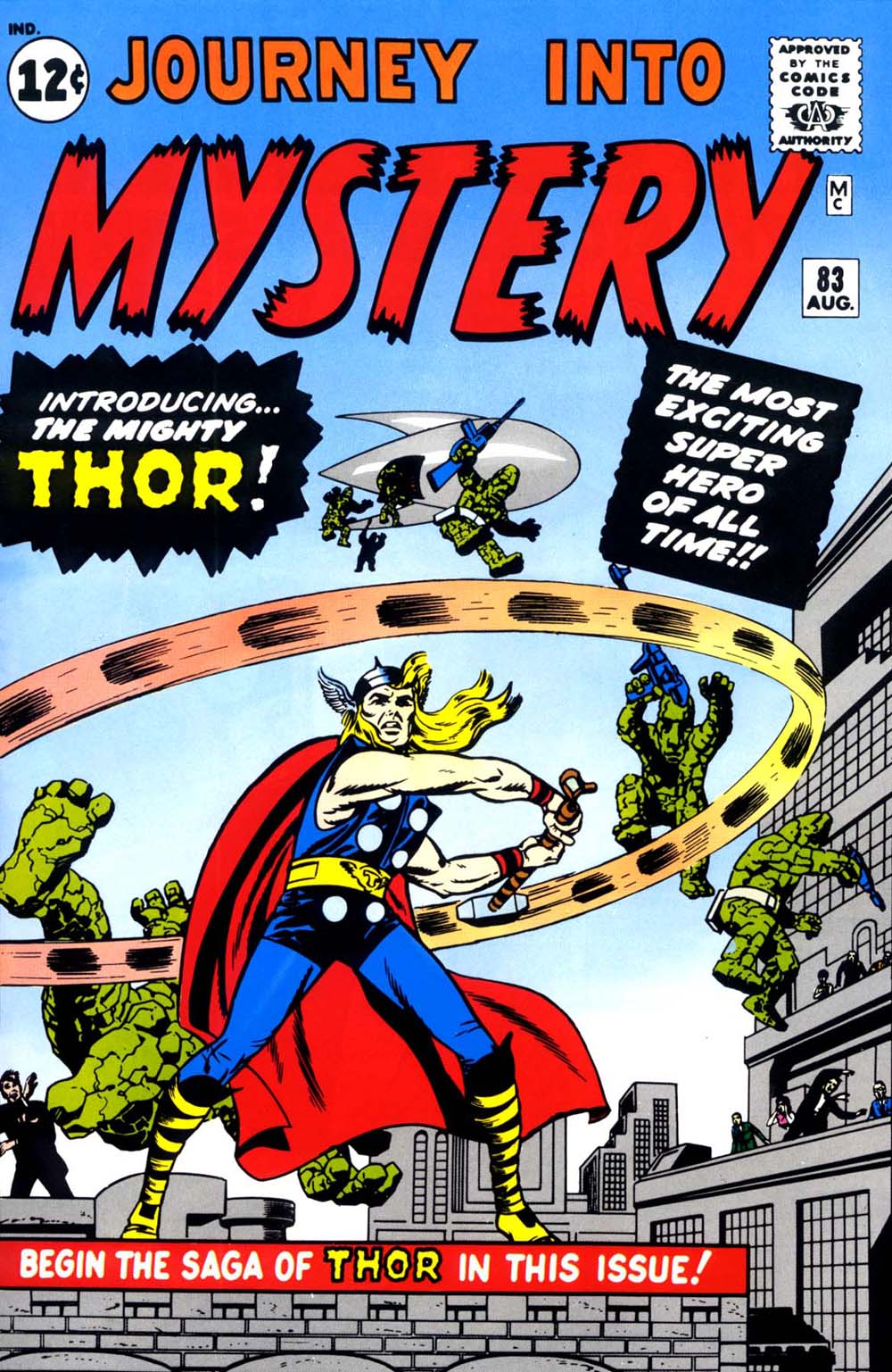 The Norse Mythology Blog | norsemyth.org: Blond Thor: Stan ...