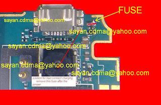 Lg Gx 200 Bad Contact Charging Solution