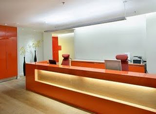 Acceptance Of Office Interior Designs Is Very Important For The Company  Will Be A Business Associate, When Viewed From The Front Quite Convincing,  ...