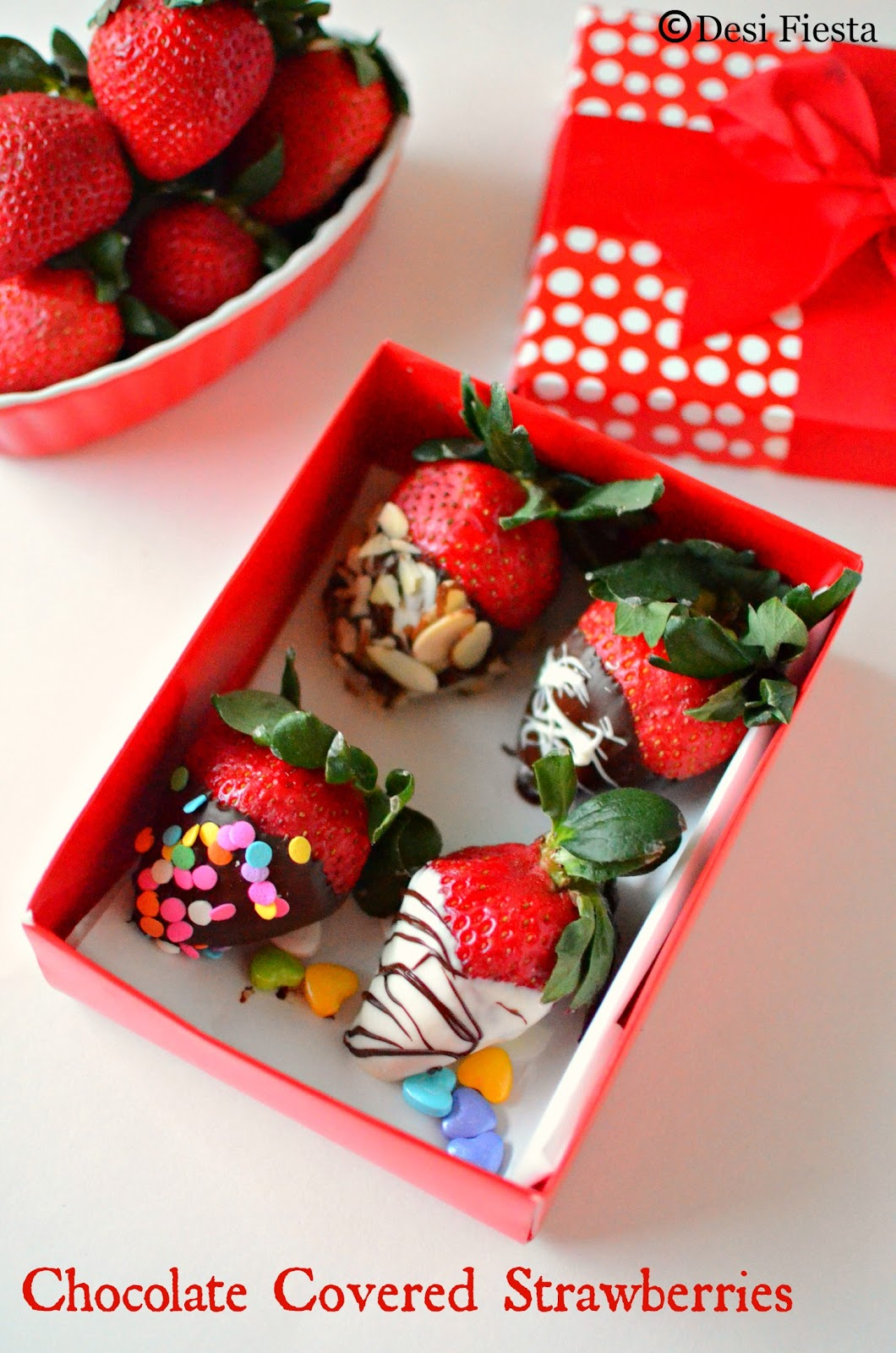 strawberries recipes