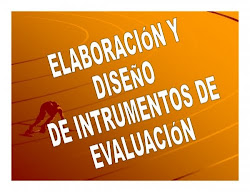 INSTRUMENTOS DE EVALUACIN