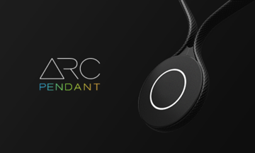 Arc Pendant - The Smart Pendant