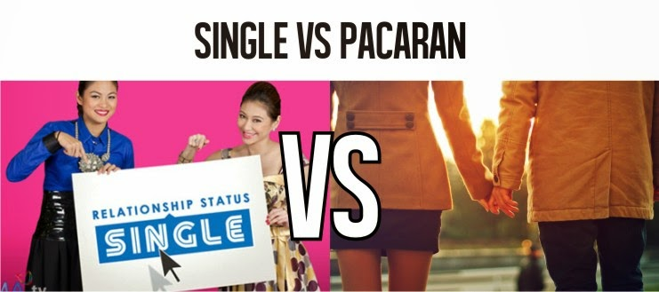 3 Single vs pacaran