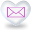 mail icon cocoflower