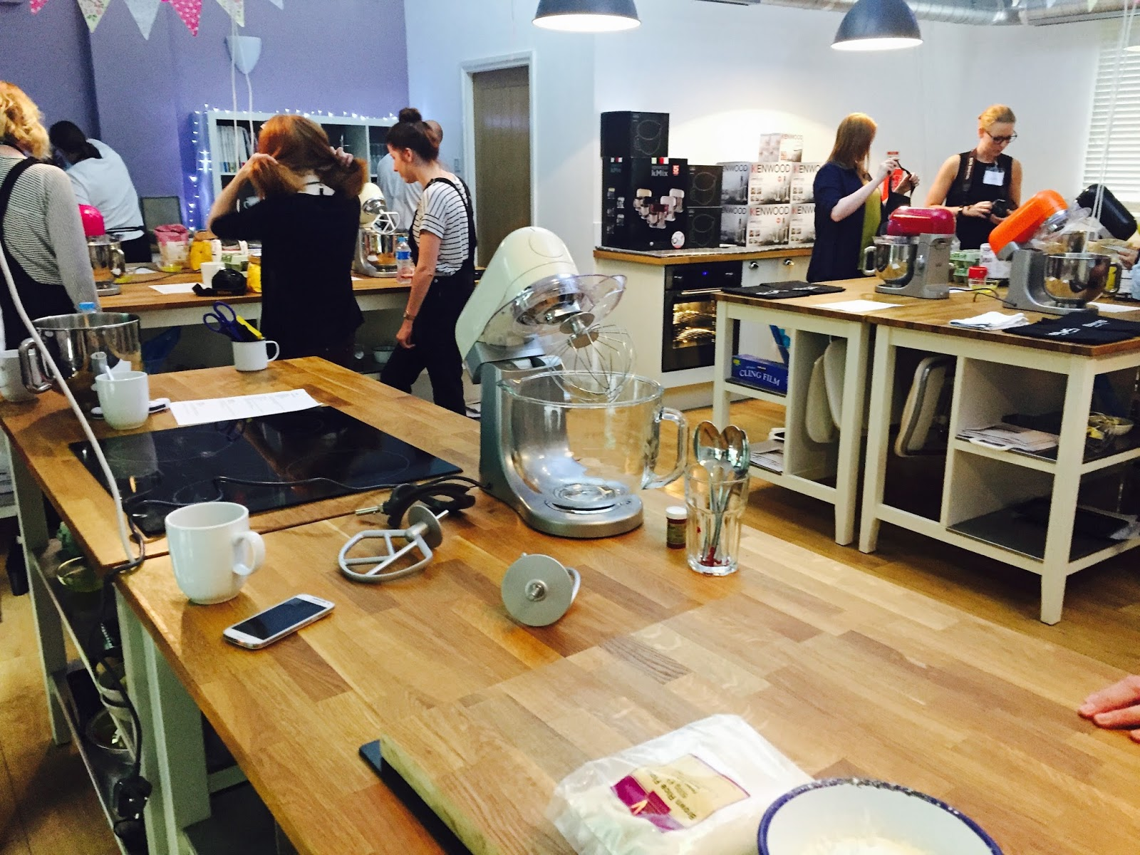 Manchester cookery school