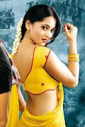 Anuska in Yellow designer blouse. Published : 9:34 AM Author : Sriya