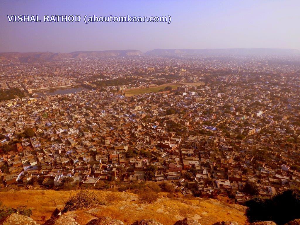 Nahargarh Fort , Jaipur, Travel India