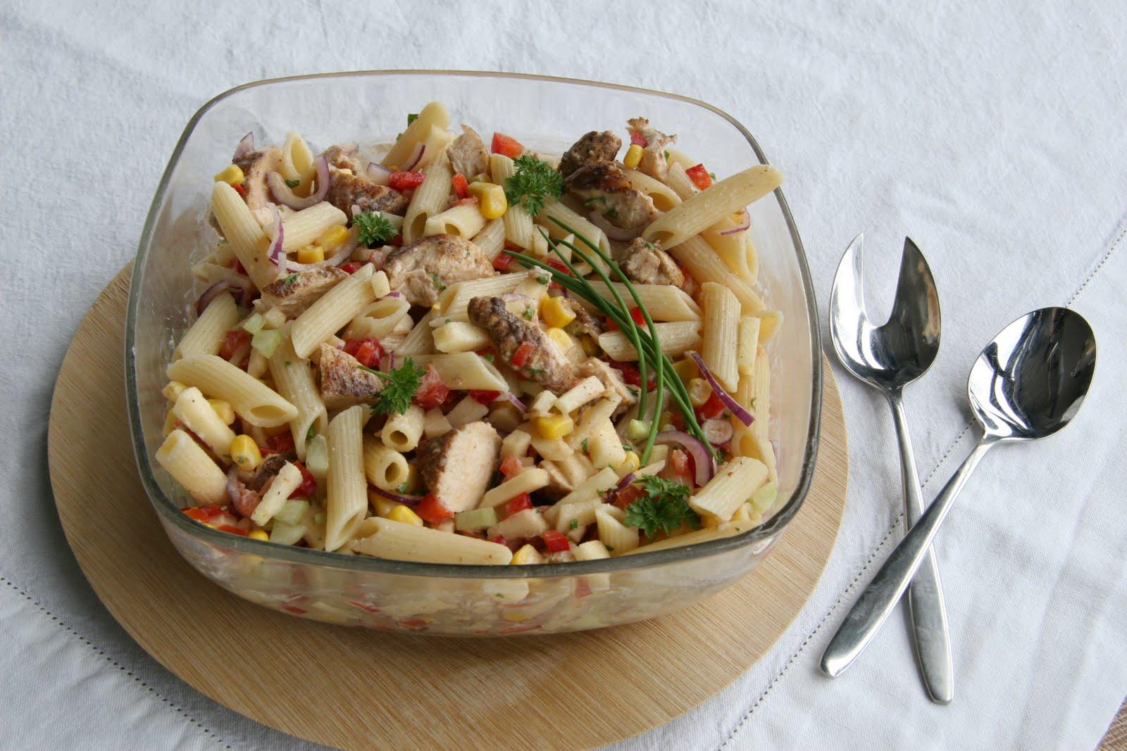 pastasalade slank