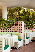 Beverly Hills Hotel Pink & Green Poolside Renovations