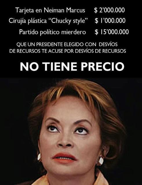 Humor Elba Esther Gordillo