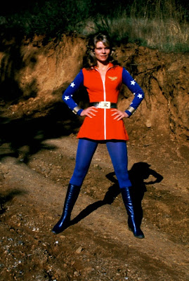 La première Wonder Woman WWclcodr