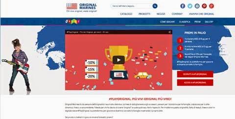 concorso Playoriginal