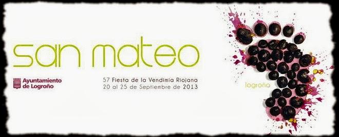 Fiestas - Logroño - La Rioja - San Mateo 2013