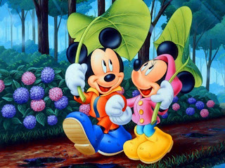 Micky Mouse Cartoon Wallpapers