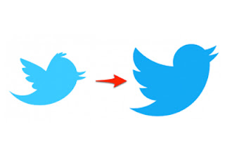 Makna+Logo+Twitter+Yang+Baru