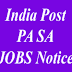 India Post PA SA Result 2014 pasadrexam2014.in
