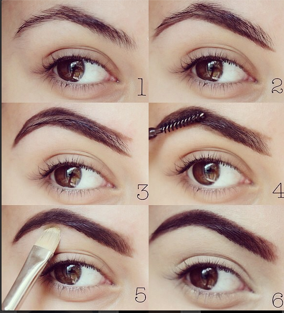 How To Get Perfect Eyebrow Shape