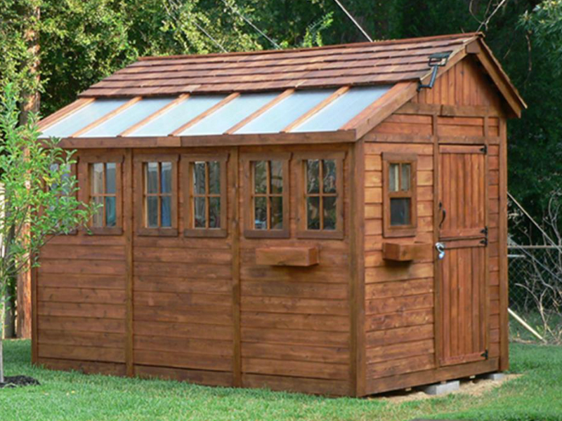 Let 39 s build your outdoor sheds for Outdoor wood storage sheds