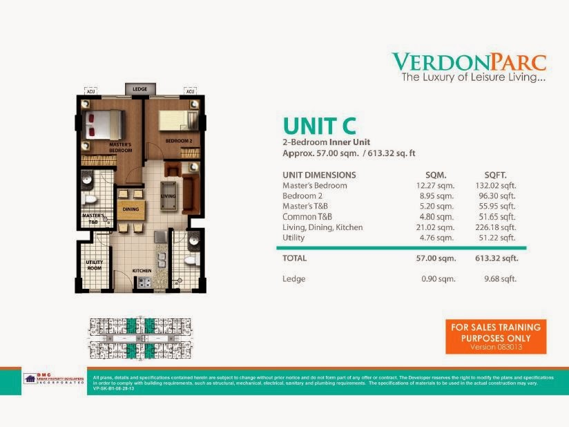 Verdon Parc Davao Unit C