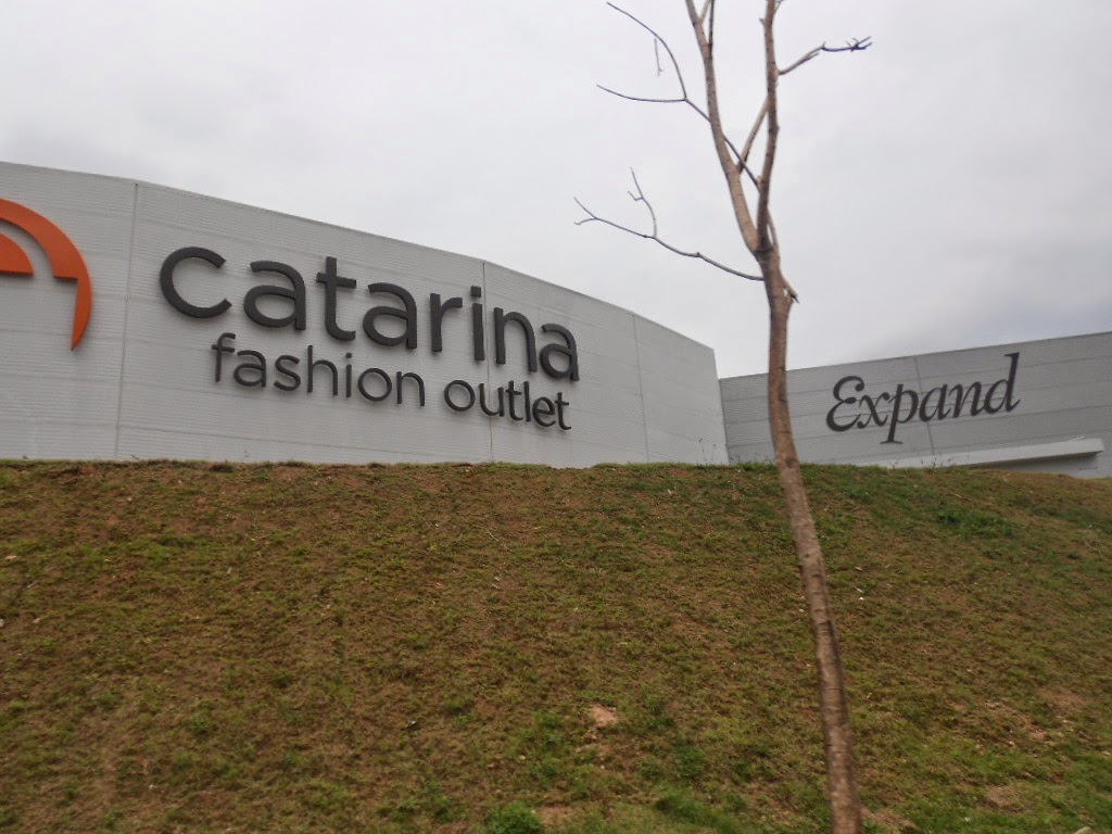 Eu fui: Catarina Fashion Outlet