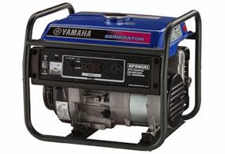 Genset Yamaha EF2600