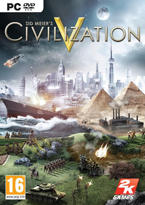 Free Download Sid Meiers Civilization 5 Pc Game Cover Photo
