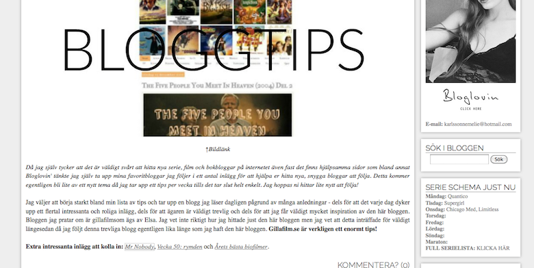http://gothamalley.blogg.se/