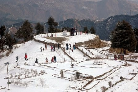 Country Vacation Shimla