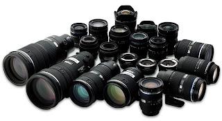 Daftar Harga Lensa Kamera DSLR Terbaru
