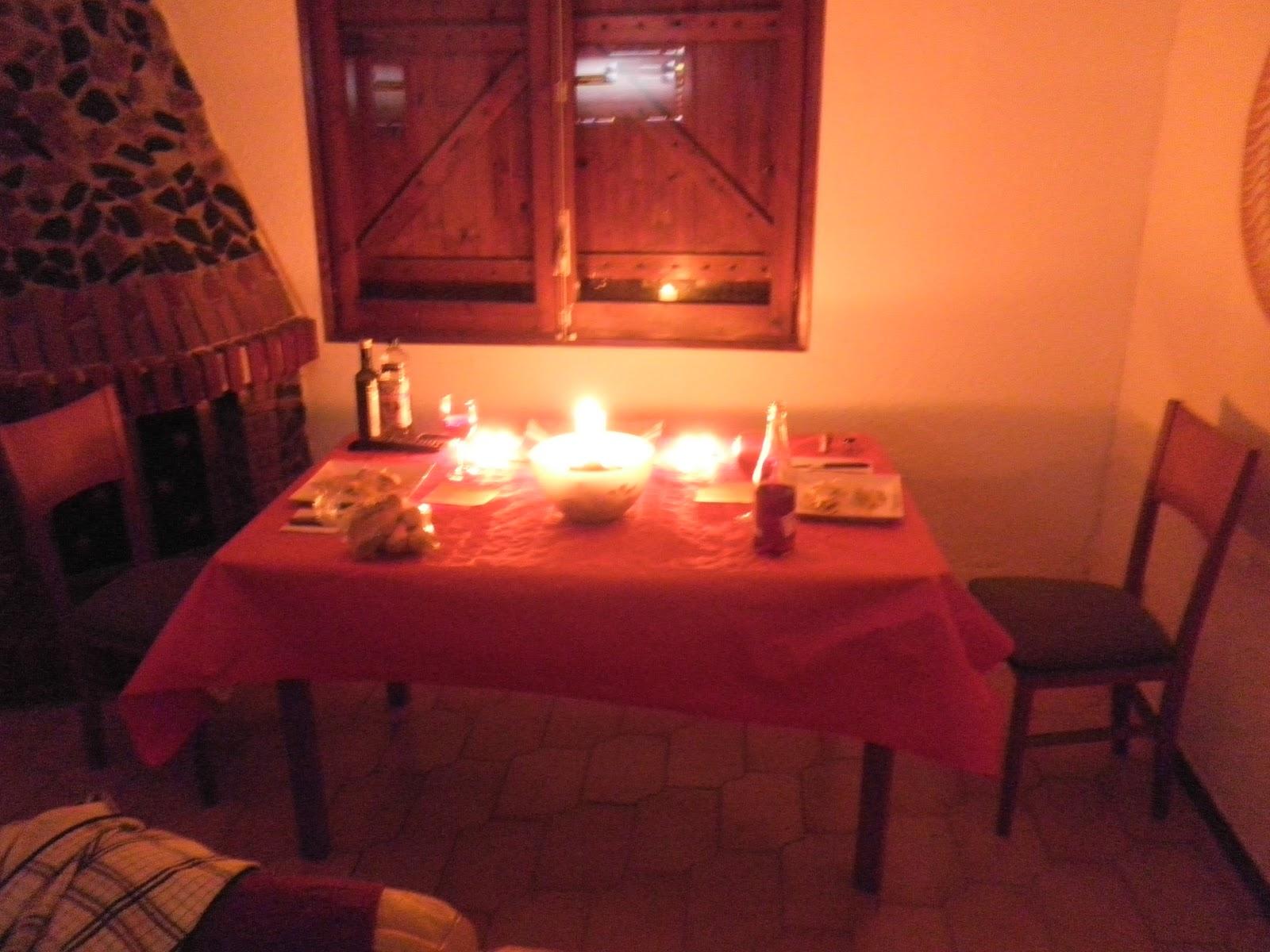 Como preparar cena romantica en casa amazing perfecto para una cena romntica with como preparar - Cena romantica con velas ...