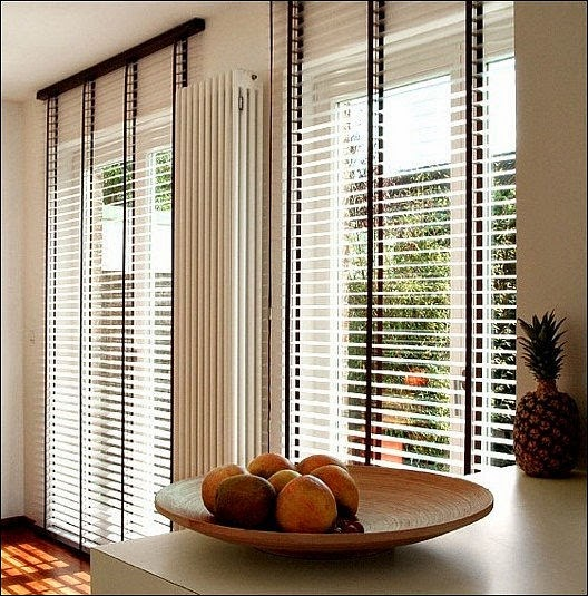 Wood Blinds Designs