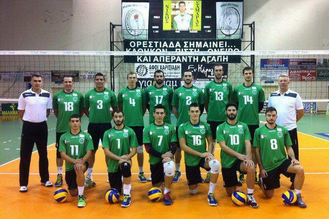 Αφιέρωμα Volley League 2015-16: Α.Ο. Ορεστιάδας