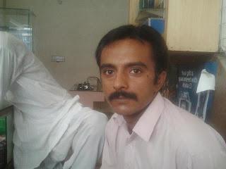 muhammad arif ikram in khanpur