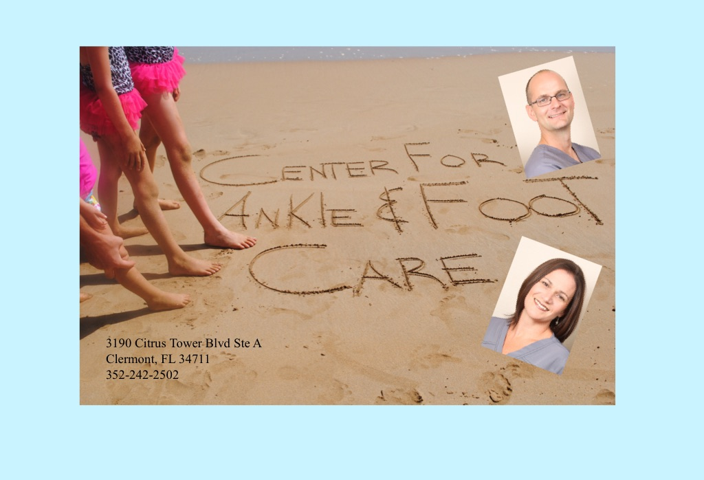 Center for Ankle and Foot Care Blogspot