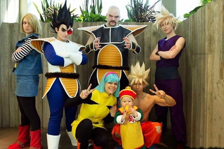Dragon Ball Characters Group Cosplay  sc 1 st  Dragon Ball Cosplay & Dragon Ball Characters Group Cosplay | Dragon Ball Cosplay