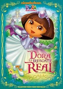 Filme Dora A Aventureira Dora E O Resgaste Real Dublado AVI DVDRip