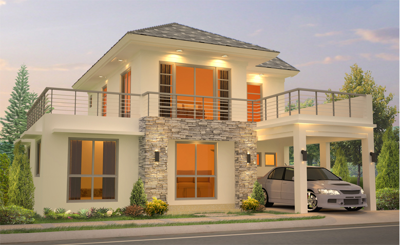 House model and designs philippines home design and style for House models in the philippines