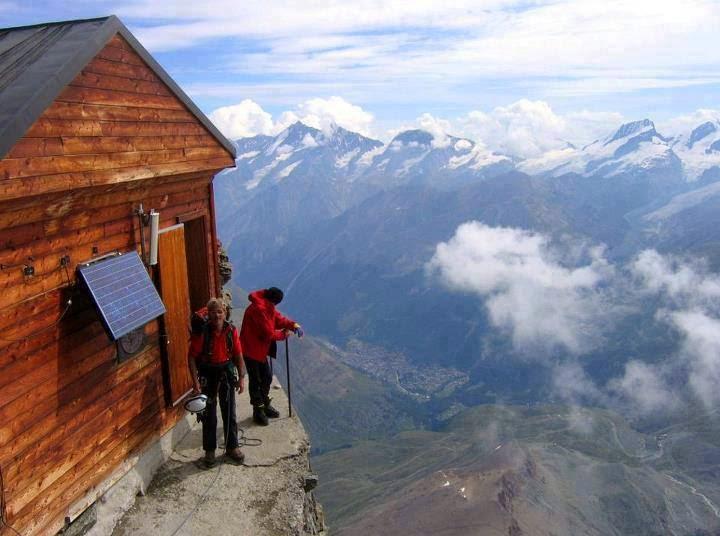 Zermatt, Switzerland, high place