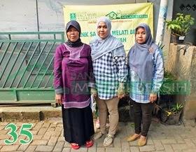 Bank Sampah Melati Bersih Assyairiyah Pondok Aren Tangerang Selatan