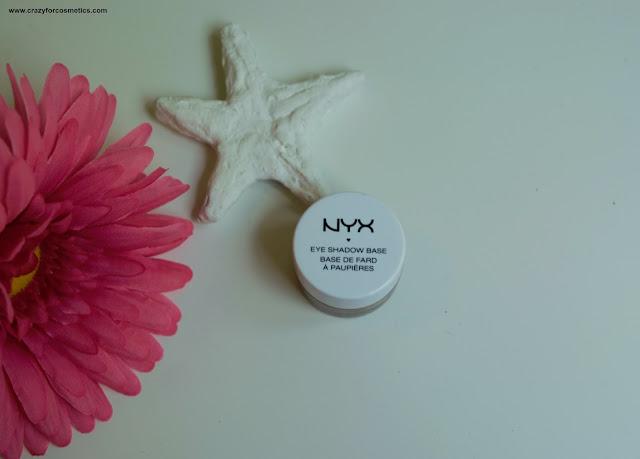 NYX Singapore eyeshadow base skin color