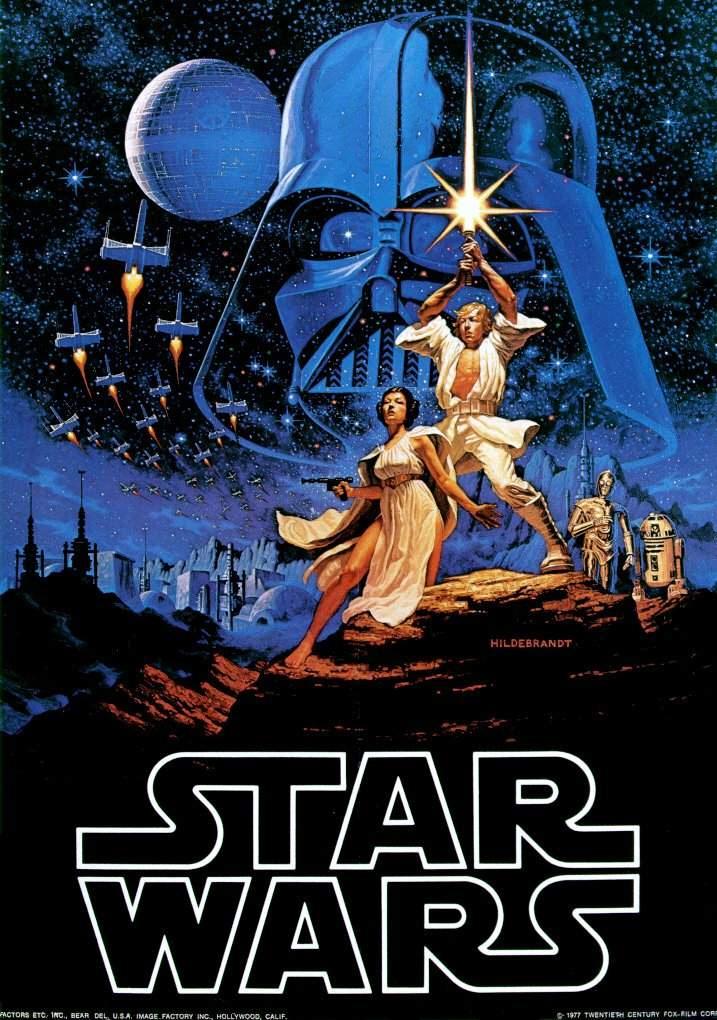 Star wars episode iv a new hope 1977