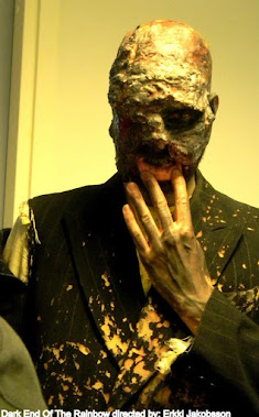 Italian zombie. Make-up FX: Ari Savonen.