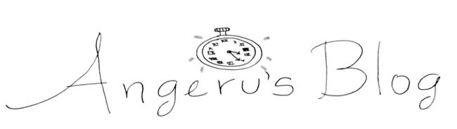 Angeru's Blog