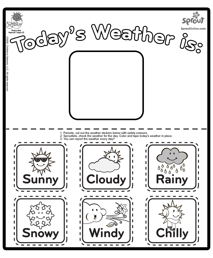 Teacher Elena The Weather and