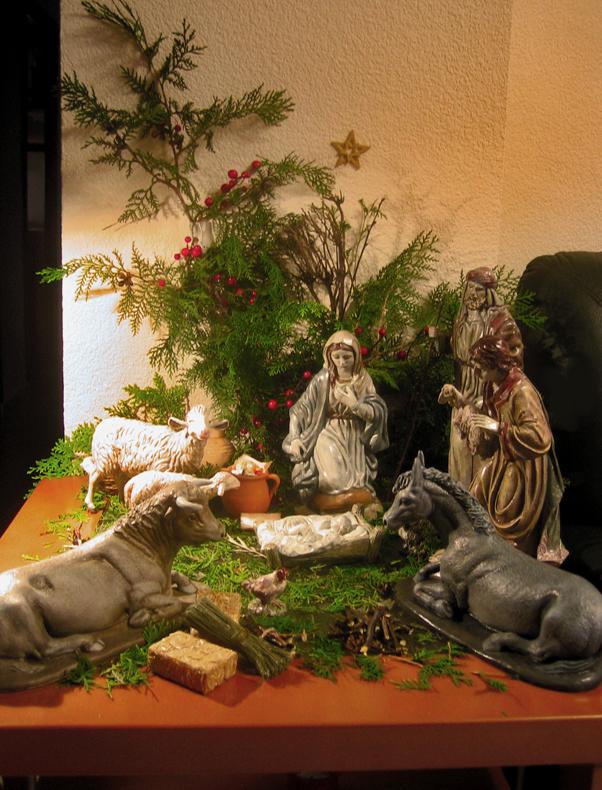 Como Decorar Un Belen De Navidad Excellent Decora Tus Ventanas With
