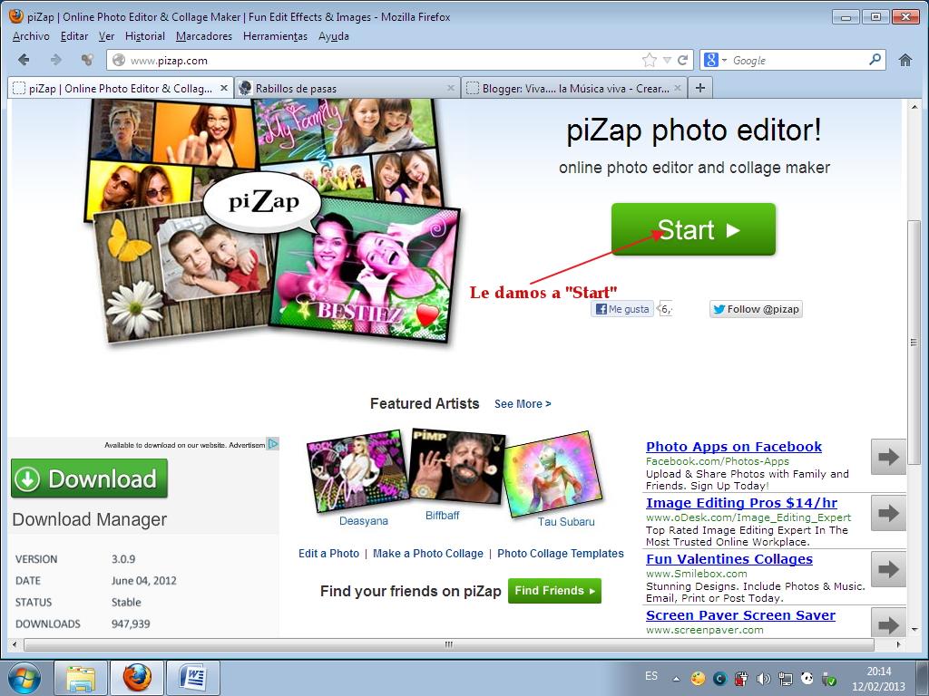 PicCollage - Startpagina | Facebook